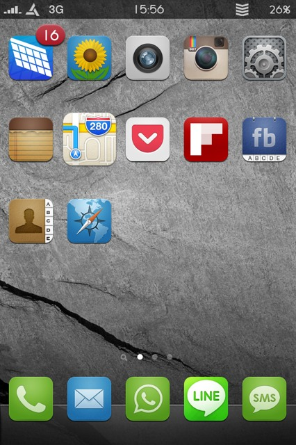 iOS 6 map icon not changing with theme-imageuploadedbytapatalk1361004986.992491.jpg