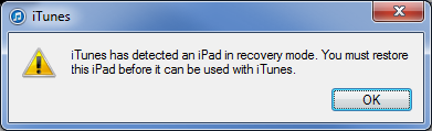 Update iPad3 from 5.1.1 to 6.1.2 Failed and now stuck at restore.-itunes-error.png