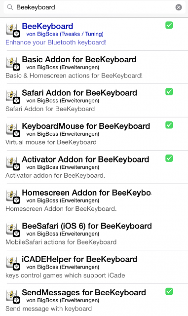 Ultimate Guide for Using iPhone & iPad via Bluetooth (i.a. Bluetooth keyboard)-2.-cydia-beekeyboard.png
