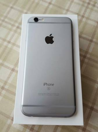 Iphone S Gb Space Grey