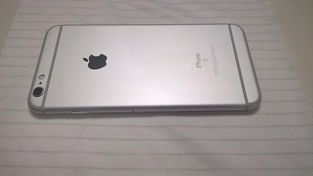 MINT iPhone 6s Plus 64GB Silver - UNLOCKED + Extras!-wp_20160520_11_34_57_pro.jpg
