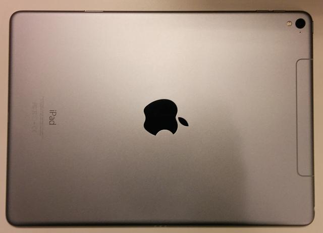 "iPad Pro 128GB 9.7"" LTE Space Gray + Lots of Extras!!-img_20160810_173008.jpg"