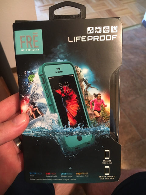 WTS: Lifeproof Fre iPhone 5/5s/SE Case Teal-img_1474036781.386091.jpg