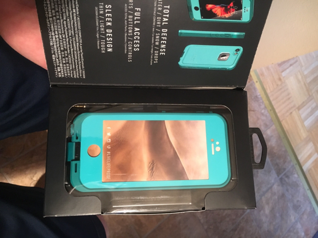 WTS: Lifeproof Fre iPhone 5/5s/SE Case Teal-img_1474036808.170428.jpg