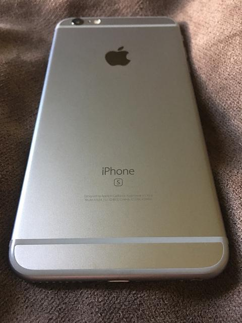 WTS - IPhone 6S Plus 128GB-img_1475439732.596320.jpg