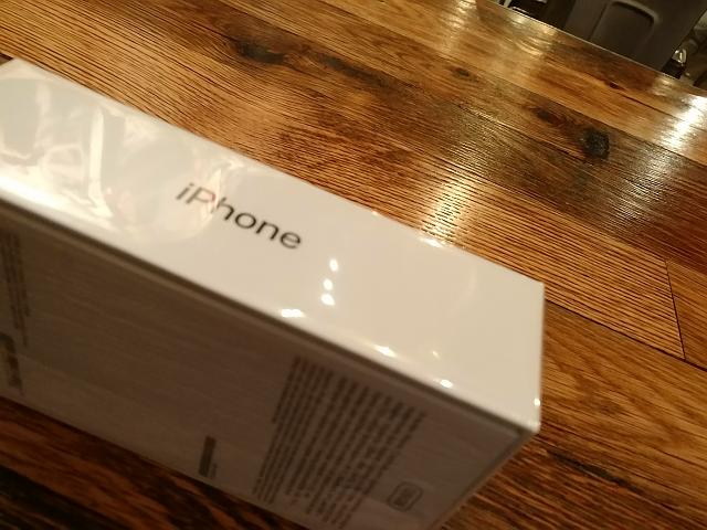 SOLD: BRAND NEW Sealed Factory Unlocked iPhone 7 128GB Matte Black-img_20161201_212016.jpg