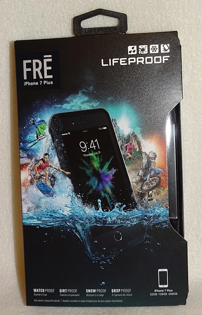 Lifeproof FRE Case iPhone 7 Plus Asphalt Black Brand New .00-blkfre01.jpg