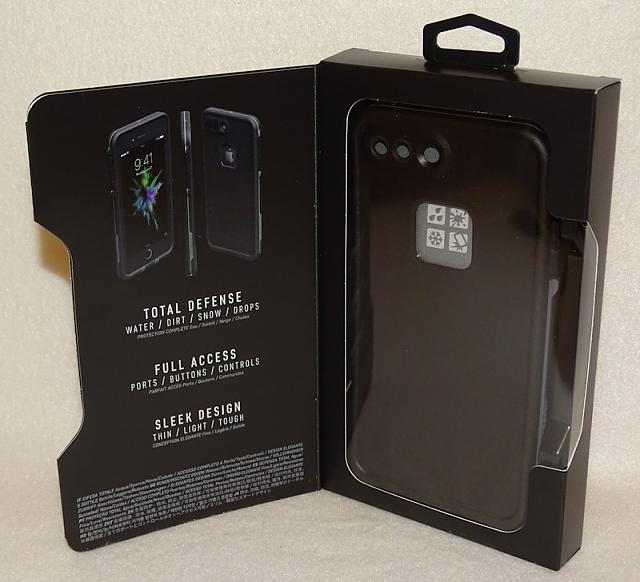 Lifeproof FRE Case iPhone 7 Plus Asphalt Black Brand New .00-blkfre02.jpg