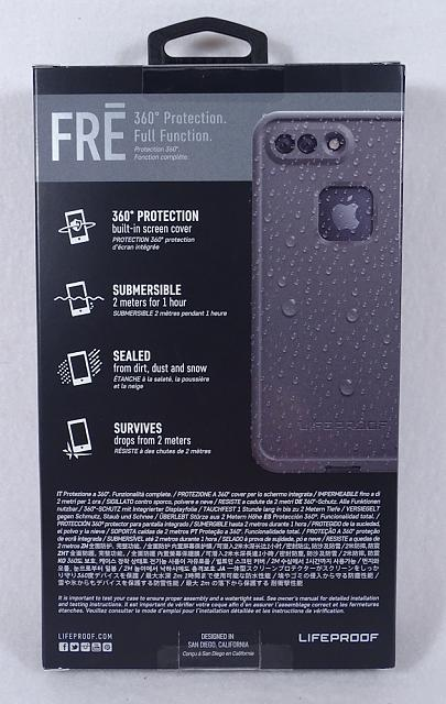 Lifeproof Frē for iPhone 7 Plus Second Wind Grey Brand New-dsc03439.jpg