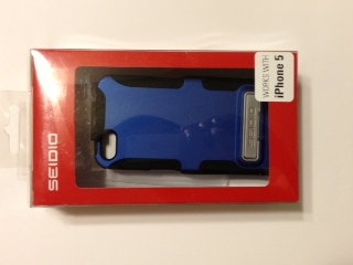 FS:  iPhone 5 Seidio Active Case w/ Kickstand (metallic purple) - -photo1.jpg