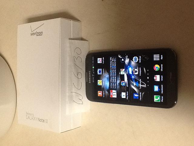 WTS/WTT: Galaxy Note 2 (Verizon) w/ 32GB microsd card. *MINT*-photo-1.jpg