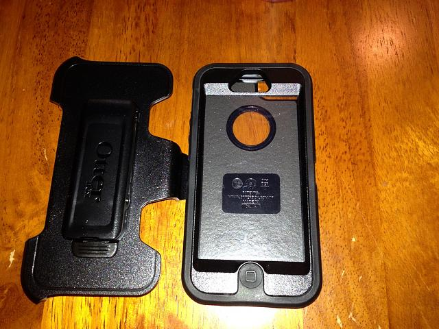 FS Otterbox Defender iPhone 5 Black barely used-imageuploadedbytapatalk-hd1357824092.646210.jpg