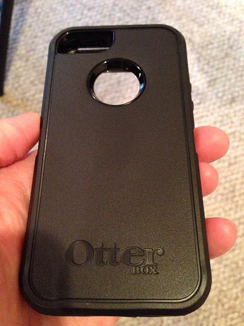 FS Otterbox Defender iPhone 5 Black barely used-imageuploadedbytapatalk-hd1357824106.701669.jpg