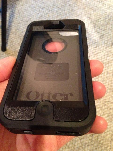 FS Otterbox Defender iPhone 5 Black barely used-imageuploadedbytapatalk-hd1357824115.961909.jpg
