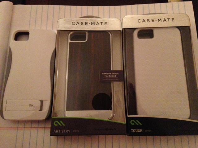 WTS: Case-Mate iPhone 5 Cases: Artistry, Tough and Pop/Stand-img_0086.jpg