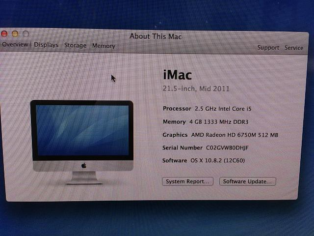 "WTS May 2011 iMac 21.5""-photo-1-1.jpg"