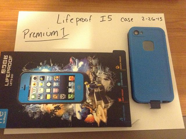 WTS iPhone 5 lifeproof case- blue-image.jpg