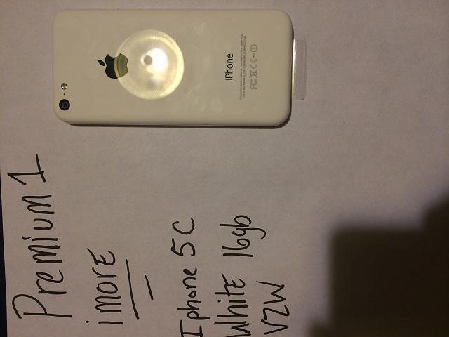 Verizon Iphone 5c 16gb white NIB-image.jpg