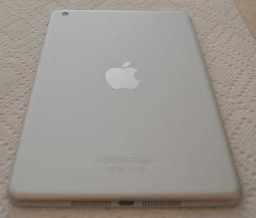WTS: Apple iPad Mini (Silver, 32GB, WiFi only) - Good condition!-ipad_back.png