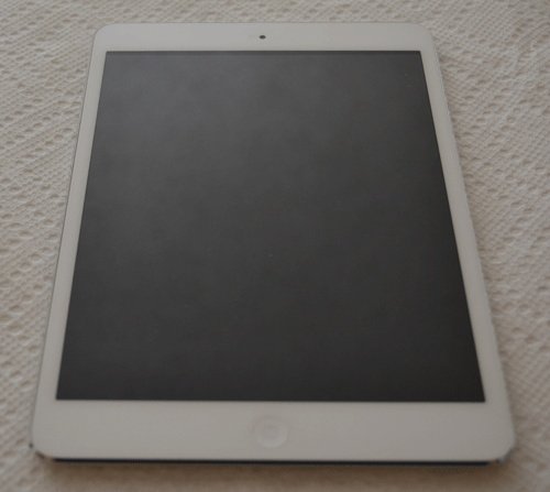 WTS: Apple iPad Mini (Silver, 32GB, WiFi only) - Good condition!-ipad_front.png