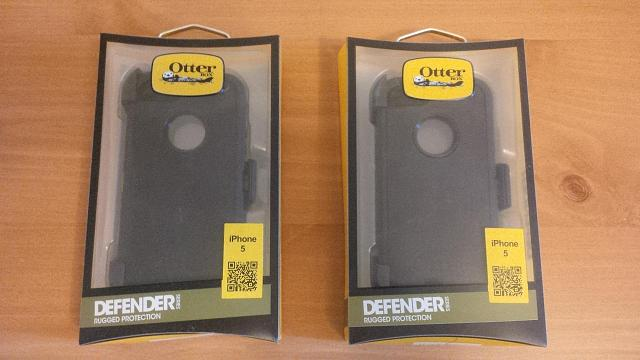WTS: 2 iPhone 5 Otterbox Defender Cases (Brand new)-img_20140317_184129.jpg