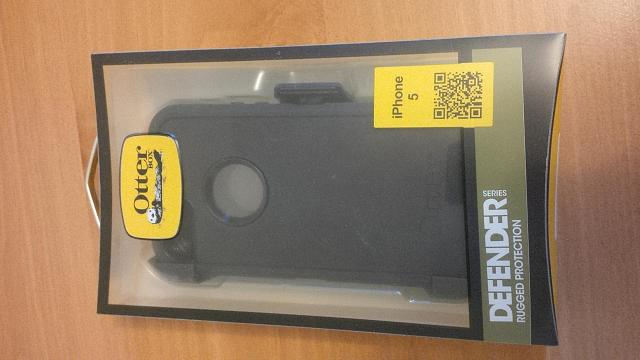 WTS: 2 iPhone 5 Otterbox Defender Cases (Brand new)-img_20140317_184247.jpg
