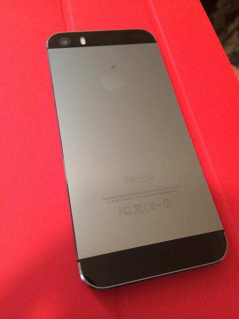 WTS: SOLD iPhone 5s space grey 16GB clean IMEI - iPhone ...