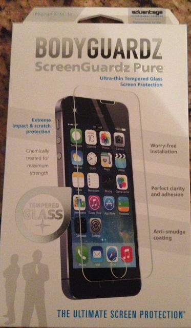 WTS: BODYGUARDZ ScreenGuardz Pure - Glass Screen Protector for iPhone 5/5c/5s - 2 to sell-body.jpg