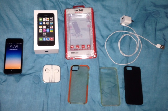 MINT CONDITION iPhone 5S (GSM) 64GB factory UNLOCKED Space Gray 0 or best ...-photo-1-copy.jpg