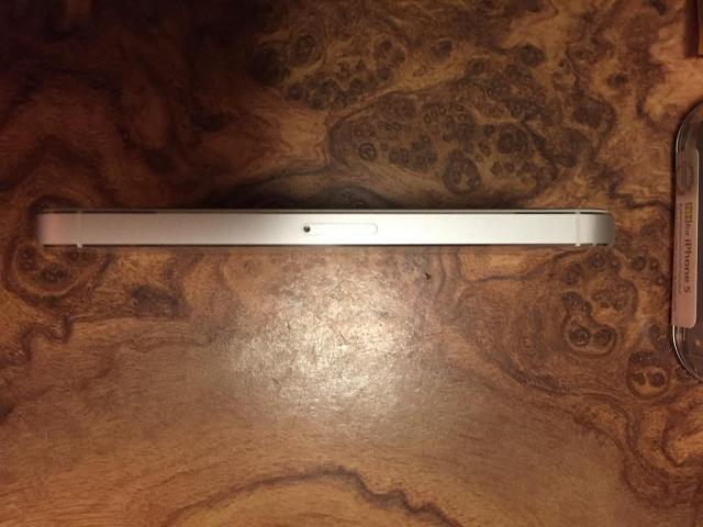 WTS VZW iPhone 5S Silver 64 GB  with extras-uploadfromtaptalk1424305857057.jpg