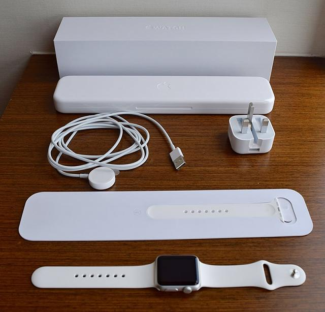 WTS Apple watch, 42mm space grey with black band-imageuploadedbytapatalk1433442423.138832.jpg