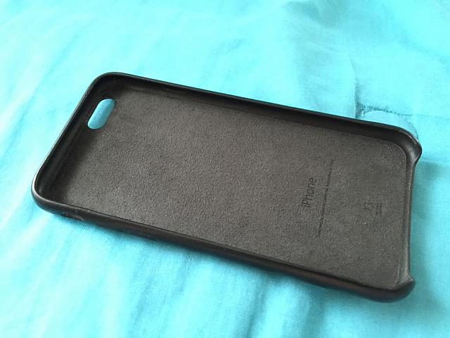 WTS: iPhone 6 Apple brand leather case-img_3276.jpg