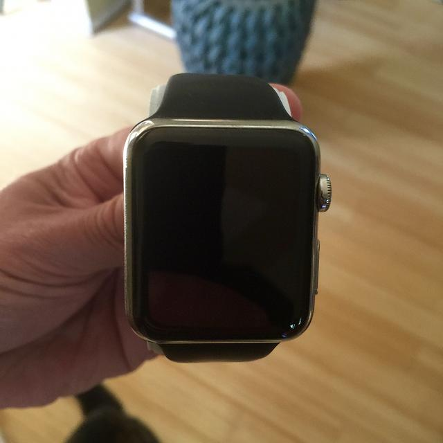 Apple Watch - 42SS with Black Sports Band, Apple Care and extra Charging Cable-img_1443.jpg