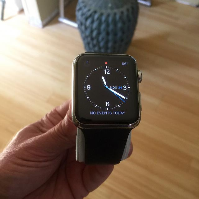 Apple Watch - 42SS with Black Sports Band, Apple Care and extra Charging Cable-img_1442.jpg