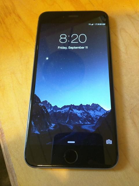 Near Mint 16GB Unlocked iPhone 6+  5-uploadfromtaptalk1441999155297.jpg