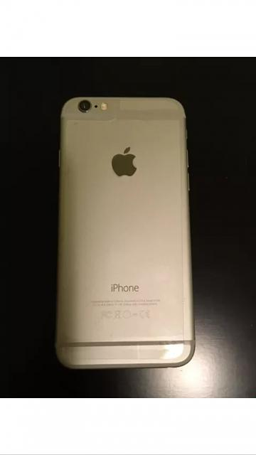 WTS- iPhone 6 64gb Silver (Unlocked)-imageuploadedbytapatalk1444338777.319001.jpg