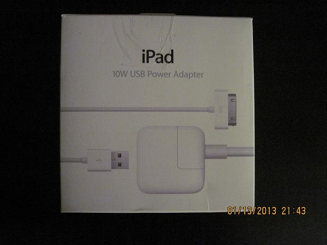 Apple iPad 2 WiFi+3G (Verizon) 32GB Black and loads of accessories-ipad-10w-usb-adapter.jpg