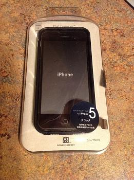 FOR SALE: PowerSupport iPhone 5 Bumper - BLUE-img_0870.jpg