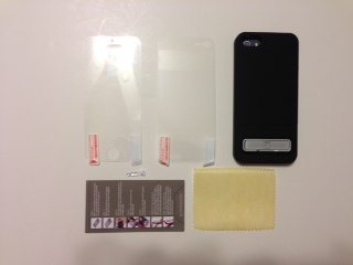 WTS:  Platinum (PT) / Seidio Surface w/ Kickstand iPhone 5 Case + Extras -  shipped-photo-2.jpg
