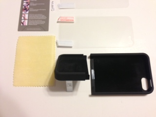 WTS:  Platinum (PT) / Seidio Surface w/ Kickstand iPhone 5 Case + Extras -  shipped-photo-3.jpg