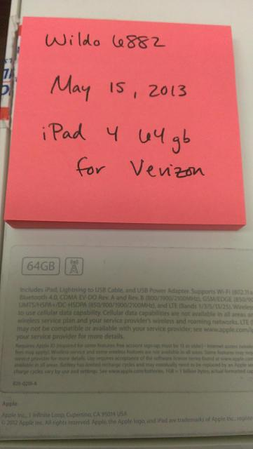 Flawless Black Verizon iPad 4 64gb w/Zagg, Leather SmartCover, and Belkin back protection-2013-05-15-10.25.13.jpg