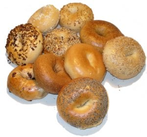 The iMore 20K / 50K Post Challenge - Are you up for it?-bagelassortment.jpg
