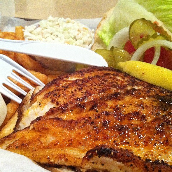 The iMore 20K / 50K Post Challenge - Are you up for it?-blackened-grouper.jpg