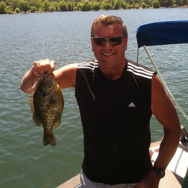 The iMore 20K / 50K Post Challenge - Are you up for it?-jans-biggest-bluegill.jpg