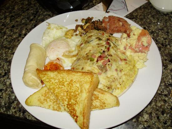 The iMore 20K / 50K Post Challenge - Are you up for it?-breakfast-buffet-yum.jpg