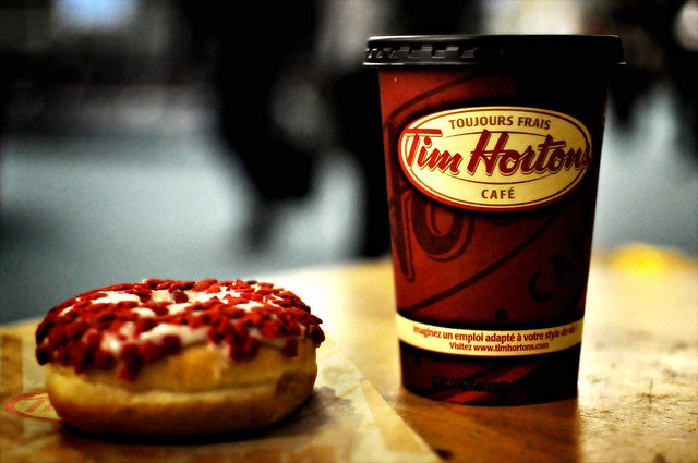 The iMore 20K / 50K Post Challenge - Are you up for it?-tim-hortons-coffee-donut.jpg
