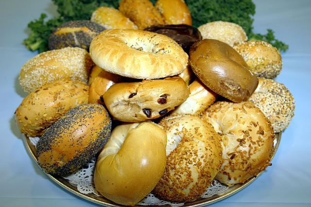 The iMore 20K / 50K Post Challenge - Are you up for it?-bagels.jpg
