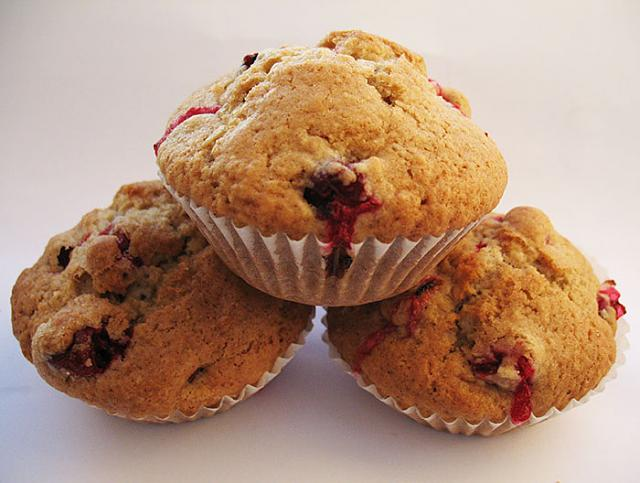 The iMore 20K / 50K Post Challenge - Are you up for it?-three_cranberry_muffins.jpg