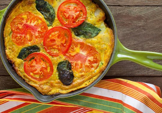 The iMore 20K / 50K Post Challenge - Are you up for it?-end-summer-vegan-frittata-chef-chloe-coscarelli.jpg