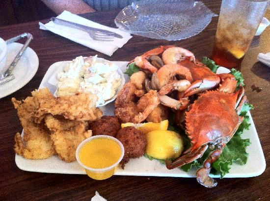 The iMore 20K / 50K Post Challenge - Are you up for it?-seafood-platter.jpg